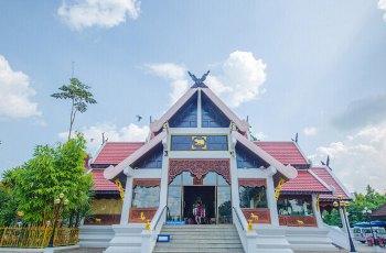 龙婆卡贤寺 景点图片