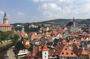 捷克克鲁姆洛夫城堡花园 景点详情
