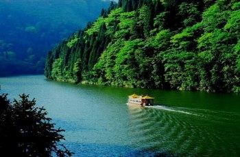 京娘湖 景点详情