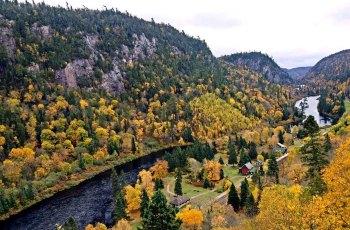 阿格瓦峡谷 景点图片