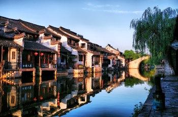 西塘风景区 景点详情
