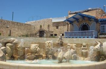 雅法老城 景点图片