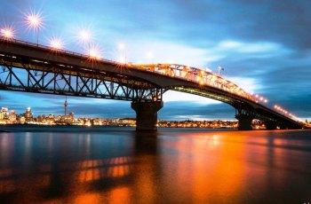 奥克兰海港大桥 景点图片