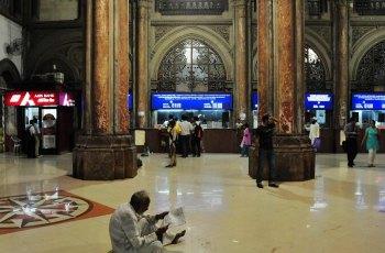 贾特拉帕蒂·希瓦吉火车站 景点图片