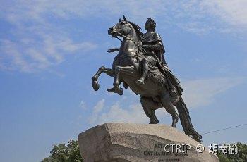 青铜骑士 景点详情