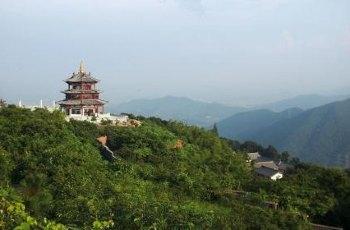 达蓬山旅游度假区 景点详情