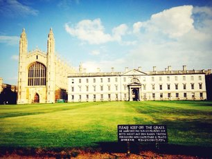 国王学院 景点图片