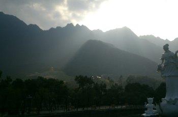 莲花山风景区 景点图片
