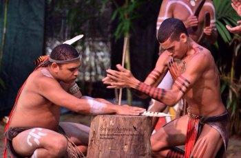 查普凯土著文化园 景点详情