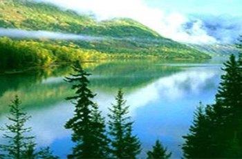 白湖 景点图片