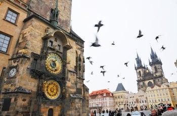 布拉格天文钟 景点详情