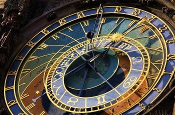布拉格天文钟 景点图片