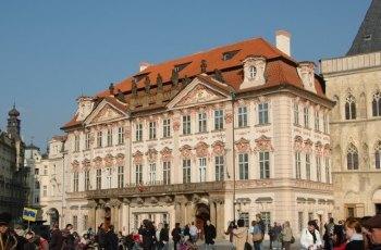 捷克国家美术馆 景点详情