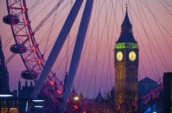 伦敦眼 景点图片