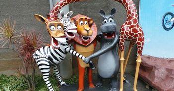 巴图动物园 景点图片