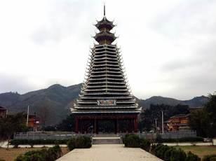 车江三宝侗寨 景点详情