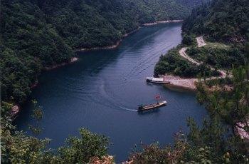 白水洞风景区 景点图片