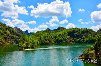 九龙湖(九龙洞群) 景点图片