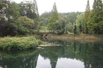 玉泉山风景区 景点图片