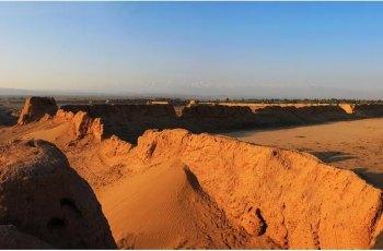 骆驼城遗址 景点详情
