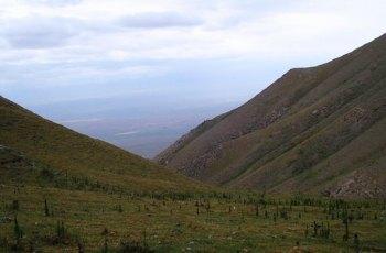焉支山森林公园 景点详情