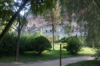大佛寺石窟 景点图片