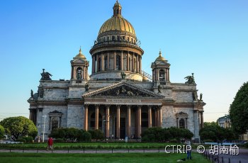 伊萨基辅大教堂 景点详情