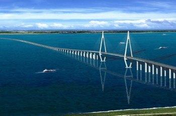 杭州湾跨海大桥 景点详情