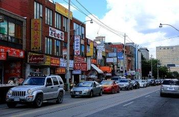 唐人街 景点图片
