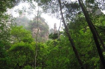 八舟河景区 景点图片