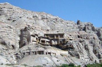 龟兹古城遗址 景点图片