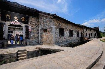 张谷英村 景点详情