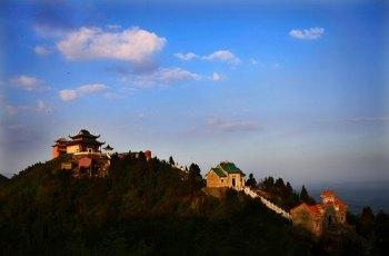 大云山国家森林公园 景点详情