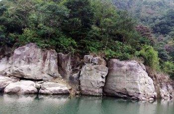 浙南大峡谷飞云湖景区 景点图片