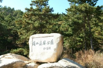 闾山森林公园 景点图片
