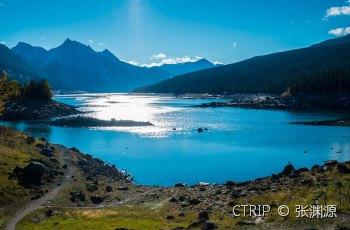 贾斯珀国家公园 景点图片