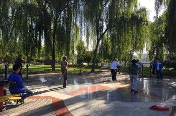 三河人民公园 景点详情
