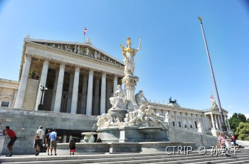 奥地利国会大厦 景点详情