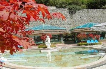 古尔沟温泉 景点图片