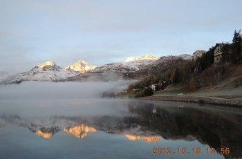 圣莫里茨湖 景点详情