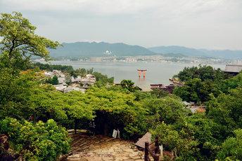 宫岛 景点图片