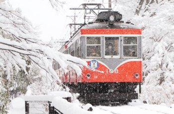 箱根登山缆车 景点详情