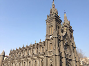 南关天主教堂 景点图片