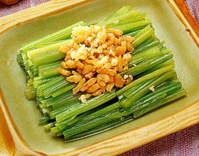 海米拌芹菜