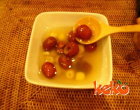 爵床红枣汤