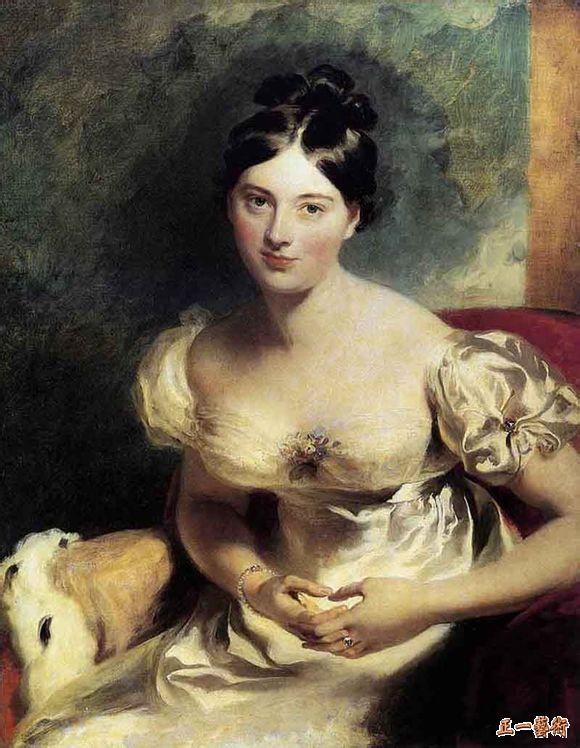 布莱欣伯爵夫人 劳伦斯