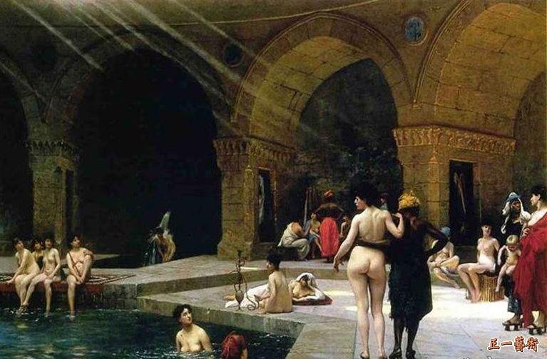 乡下的豪华游泳池 热罗姆