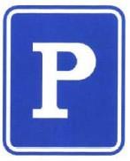 停车场( 区) 标志