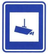 交通监控设备标志