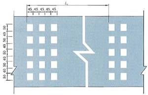 收费广场减速标线